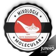 Vaga Curso de Mixologia Molecular Intensivo 2018