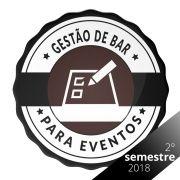 Curso Gestão Empresa de Bar para Eventos Nov 2018