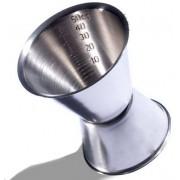 Dosador Duplo com Marcação - 30x50ml