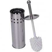 Escova Sanitária Com Suporte Inox Ke Home