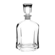 Garrafa Em Vidro 700ml Para Whisky Com Tampa Capitol