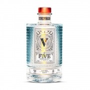 Gin At Five London Dry 750ml
