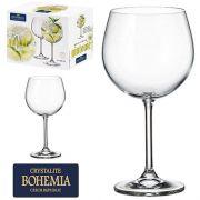 Jogo de 2 Taças Gin Tônica de Cristal Bohemia 620ml