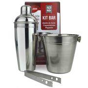 Kit de Bar 3 Peças