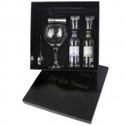 Kit Gin Tônica Linha Speciale 8 Itens Caixa MDF
