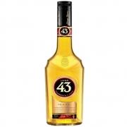 Licor 43 Diego Zamora (Cuarenta y Tres)  700 ml