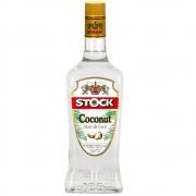 Licor Stock Coconut 720ml Garrafa Vidro