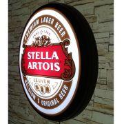 Luminoso Retro Stella Artois 40cm Decor Parede