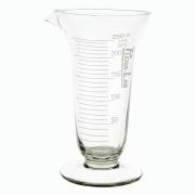 Mixing Glass Cálice De Vidro Graduado Plena-Lab 250ml