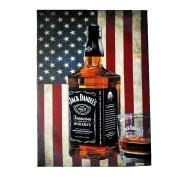Quadro Jack Daniels - USA