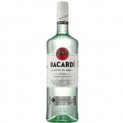 Rum Bacardi Carta Blanca Garrafa 980ml