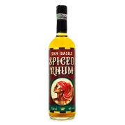 Spiced Rhum San Basile Rum com Ervas Aromáticas 750ml