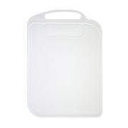 Tábua De Corte Profissional Grande Branca 55cm x 38,5cm x 0,6cm