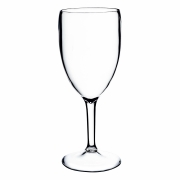 Taça Acrílico para Vinho 400ml Kos Acrílicos