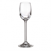Taça De Licor Em Cristal 60ml Sitta Bohemia