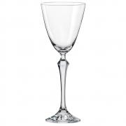 Taça Elisabeth de Cristal Bohemia 190 ml