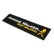 Tapete Barmat 12cm x 49,5cm Personalizado - Johnnie Walker
