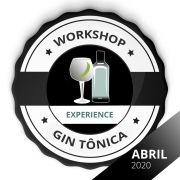 Vaga Curso Workshop Presencial Gin Tônica Experience