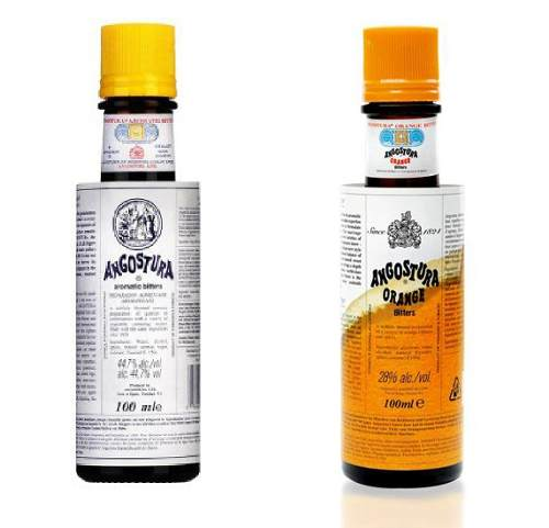 Kit de Bitters Angostura Orange e Tradicional