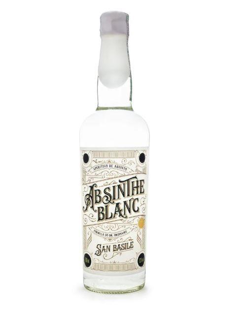 Absinto Branco San Basile 700ml - Absinthe Blanc