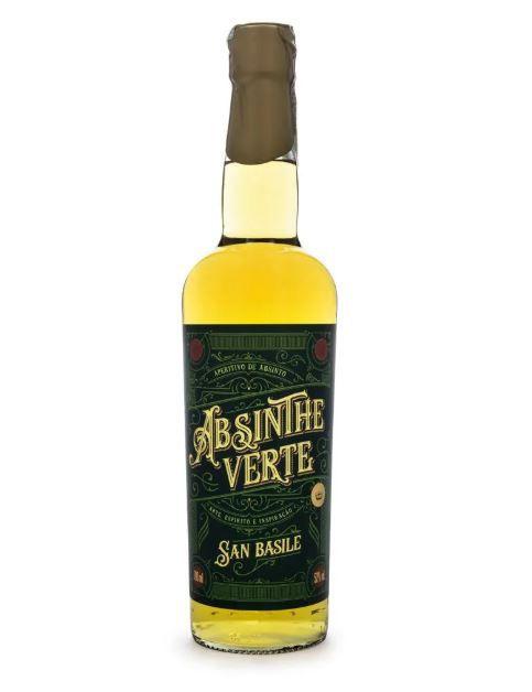 Absinto Verde San Basile 700ml - Absinthe Verte