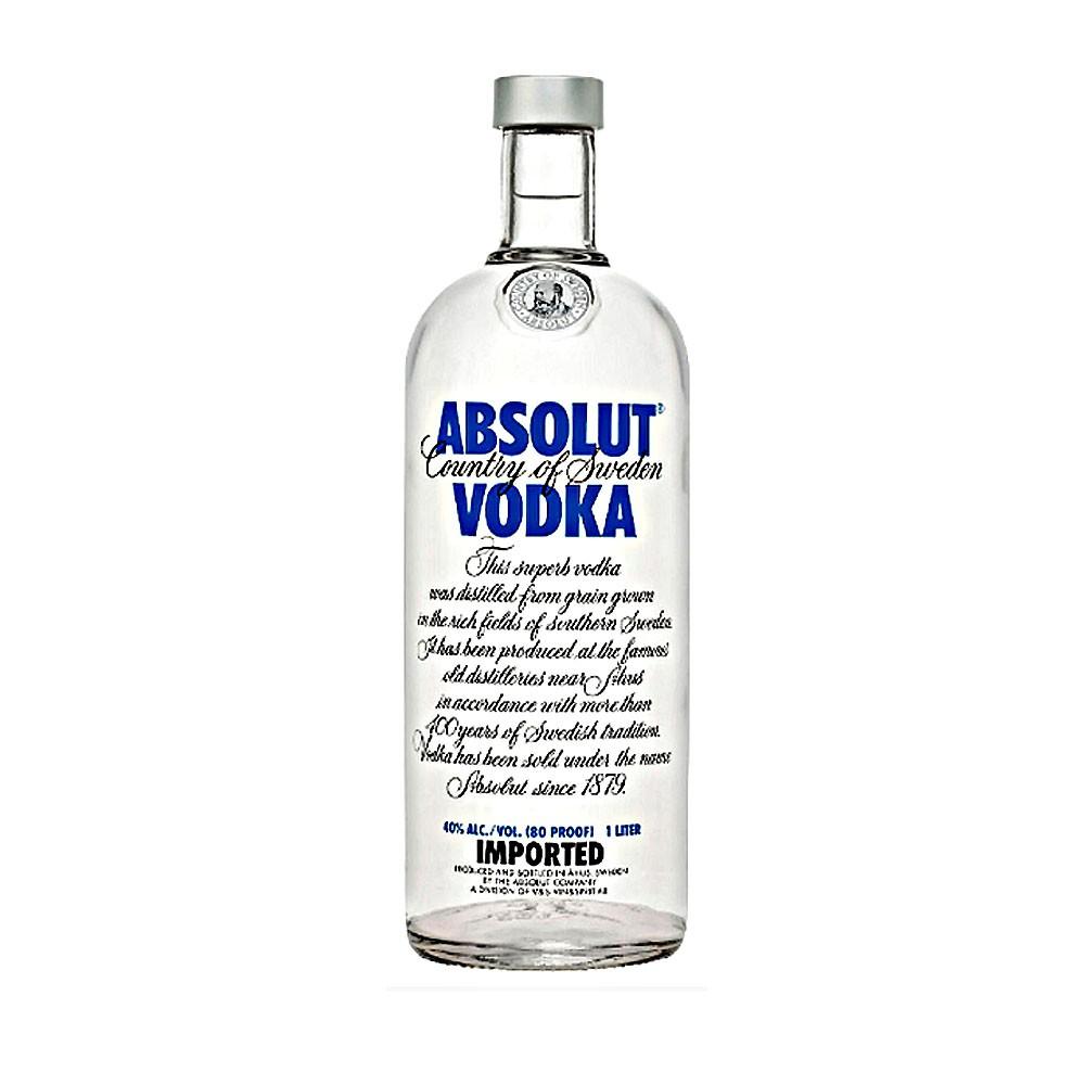 Vodka Absolut 1 L