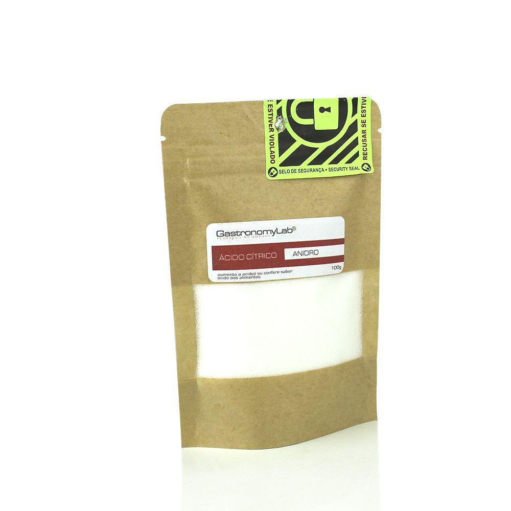 Ácido Cítrico 100g - GastronomyLab