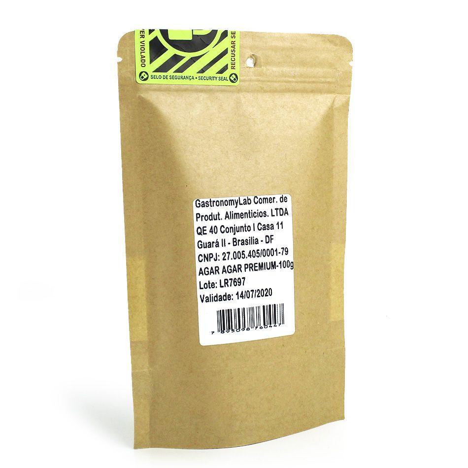 Ágar-ágar 100g - GastronomyLab
