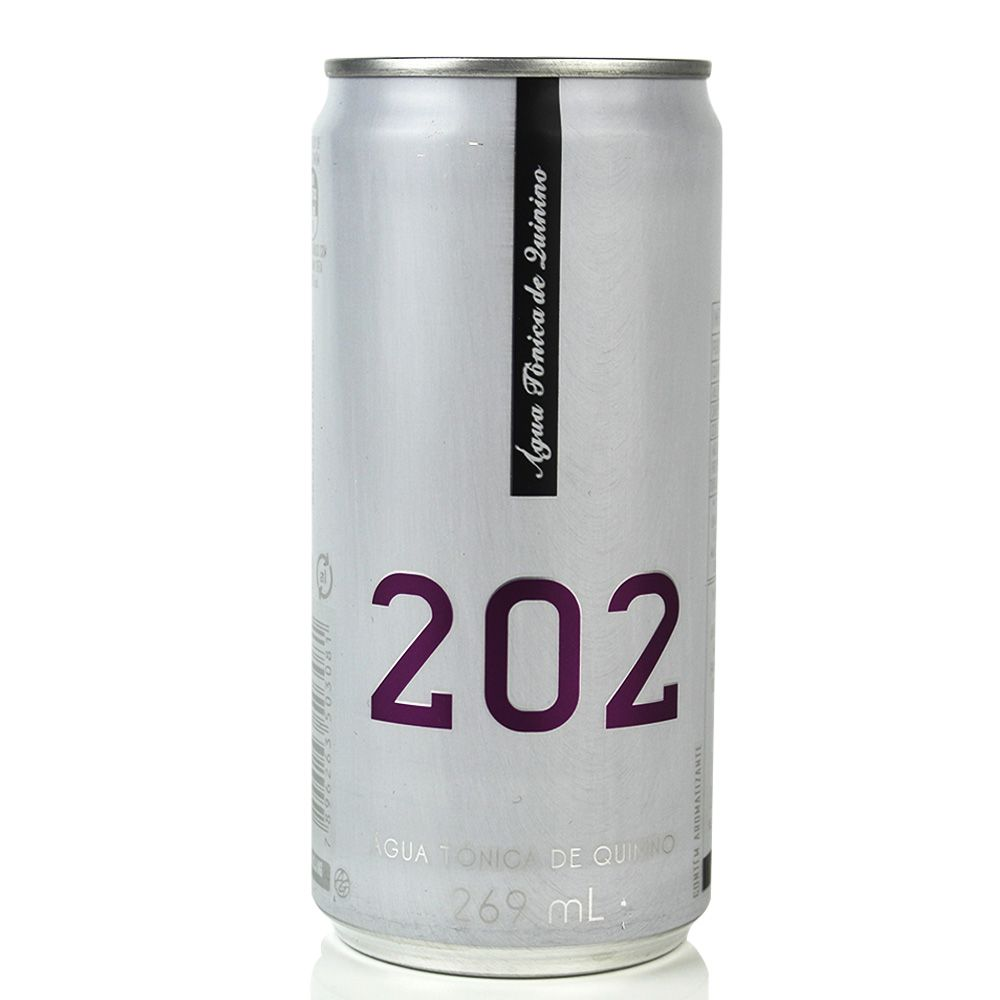 Água Tônica  de Quinino 202 Premium Mixers Lata 269ml