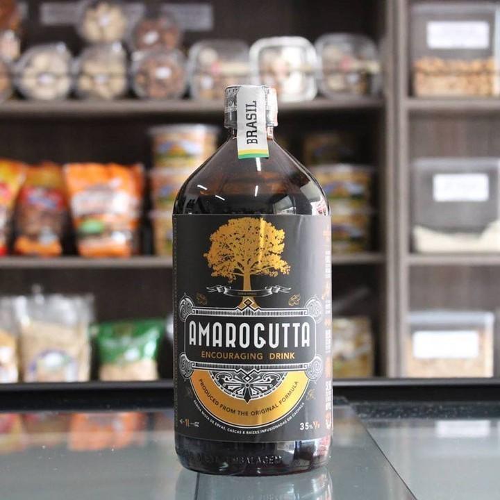 Amarogutta Bitter Aperitivo 1 Litro