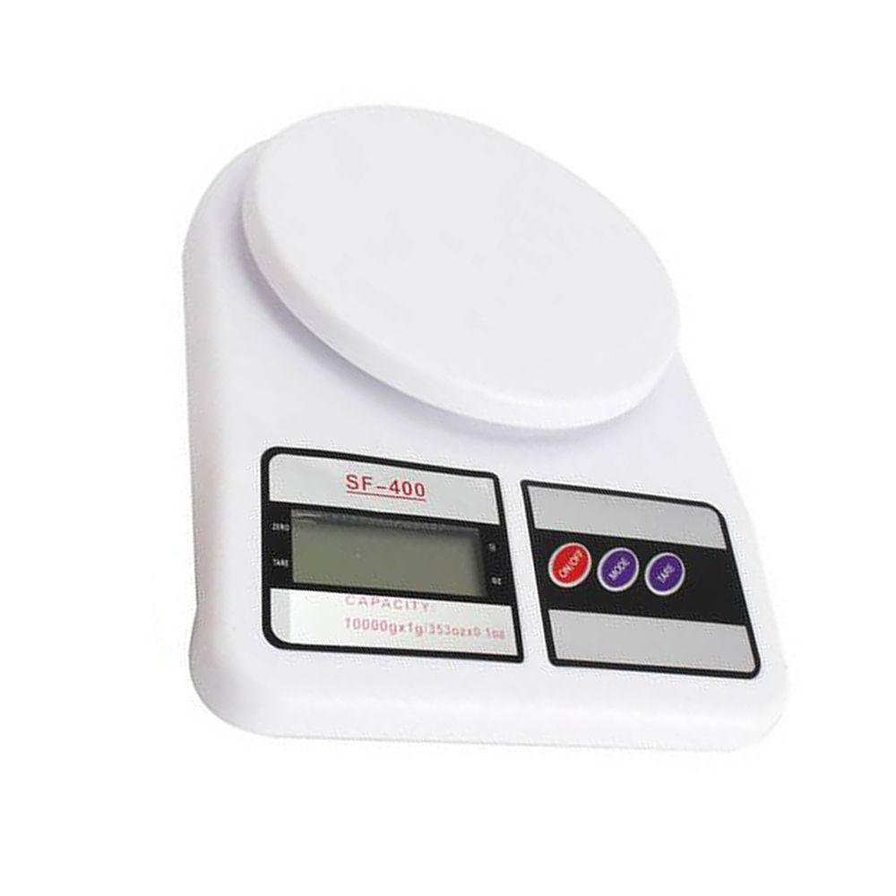 Balança Digital Eletrônica de Precisão Sf-400 capacidade 10kg