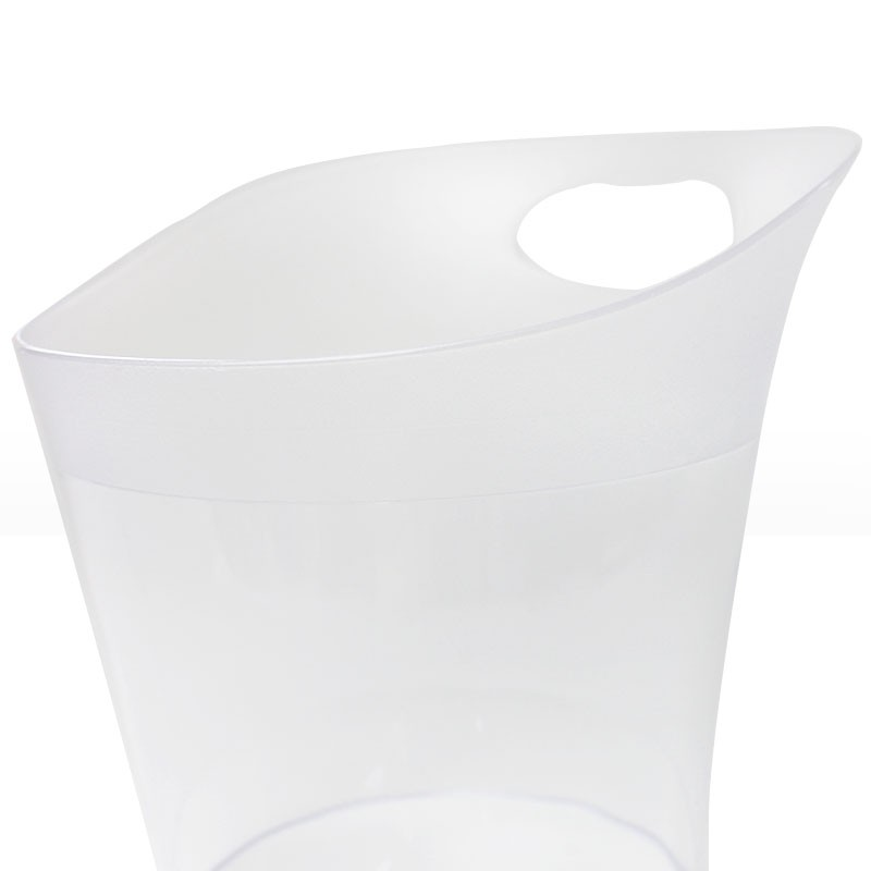 Balde de Gelo 4,5L Acrílico Transparente