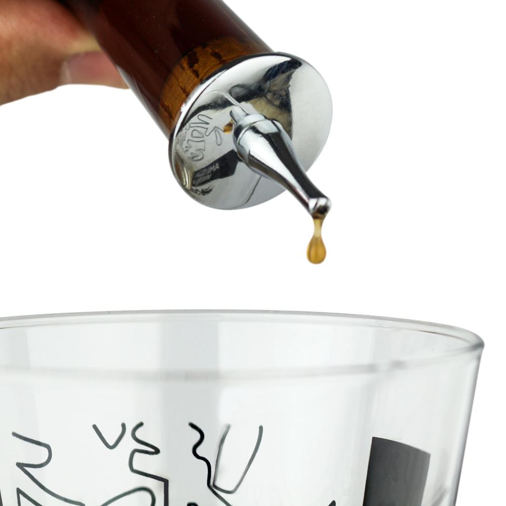 Biqueira de Dosagem em Zinco para Garrafa de Bitter