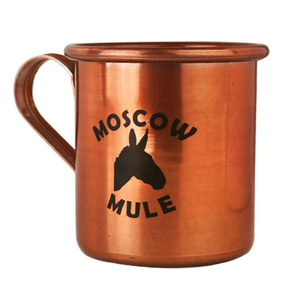 Caneca de Alumínio Moscow Mule 275ml