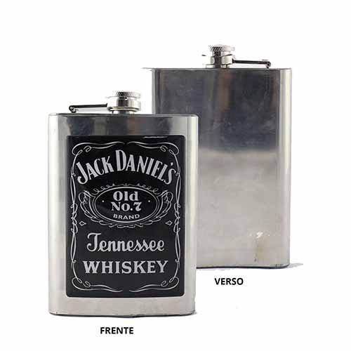Cantil Inox Jack Daniel's