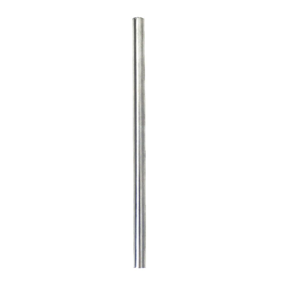 Canudos de Inox Reutilizável 1 Unidade 15cm