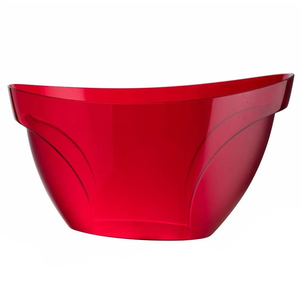 Champanheira 12Litros Vermelha Luxo Infinity