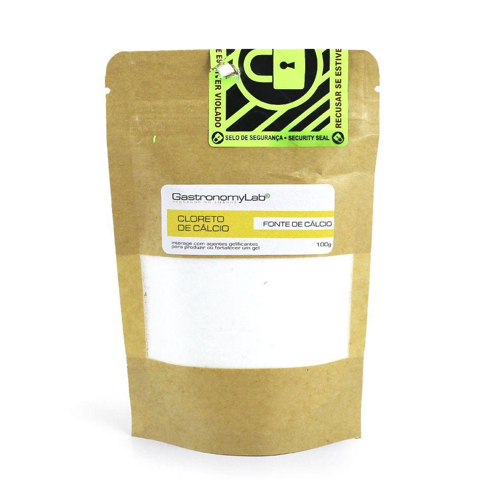 Cloreto de Cálcio 100g - GastronomyLab