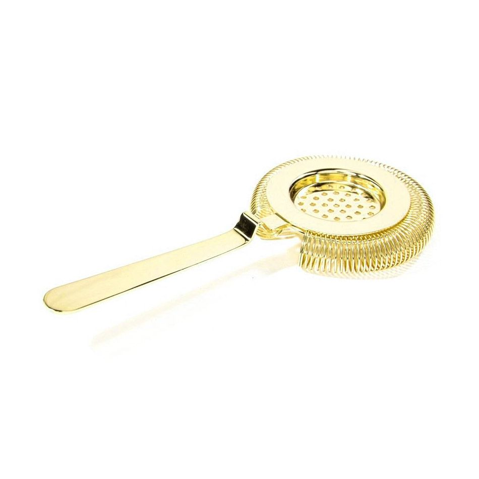 Coador Hawthorne Deluxe Dourado para Coquetéis