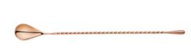 Colher Bailarina de Cobre 30cm ponta Oval