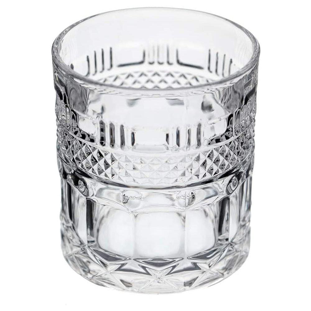 Copo Baixo Clássico de Cristal Ecológico 330ml