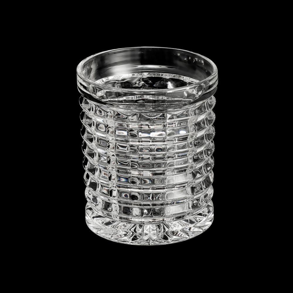 Copo Baixo de Cristal de Chumbo Diamond 220ml