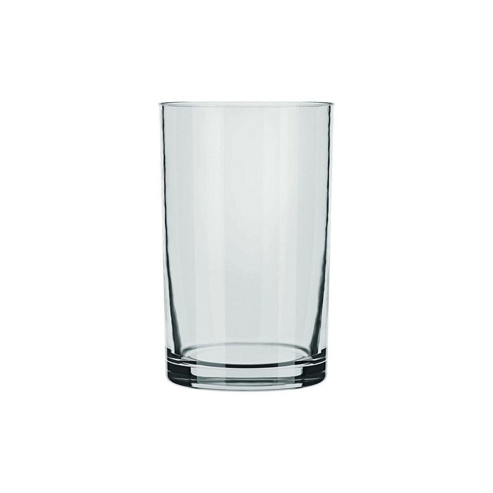 Copo Cylinder Em Vidro 200ml Nadir