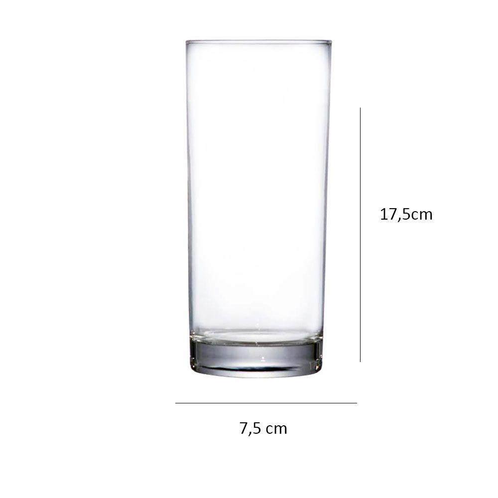 Copo de vidro Norland 605ml