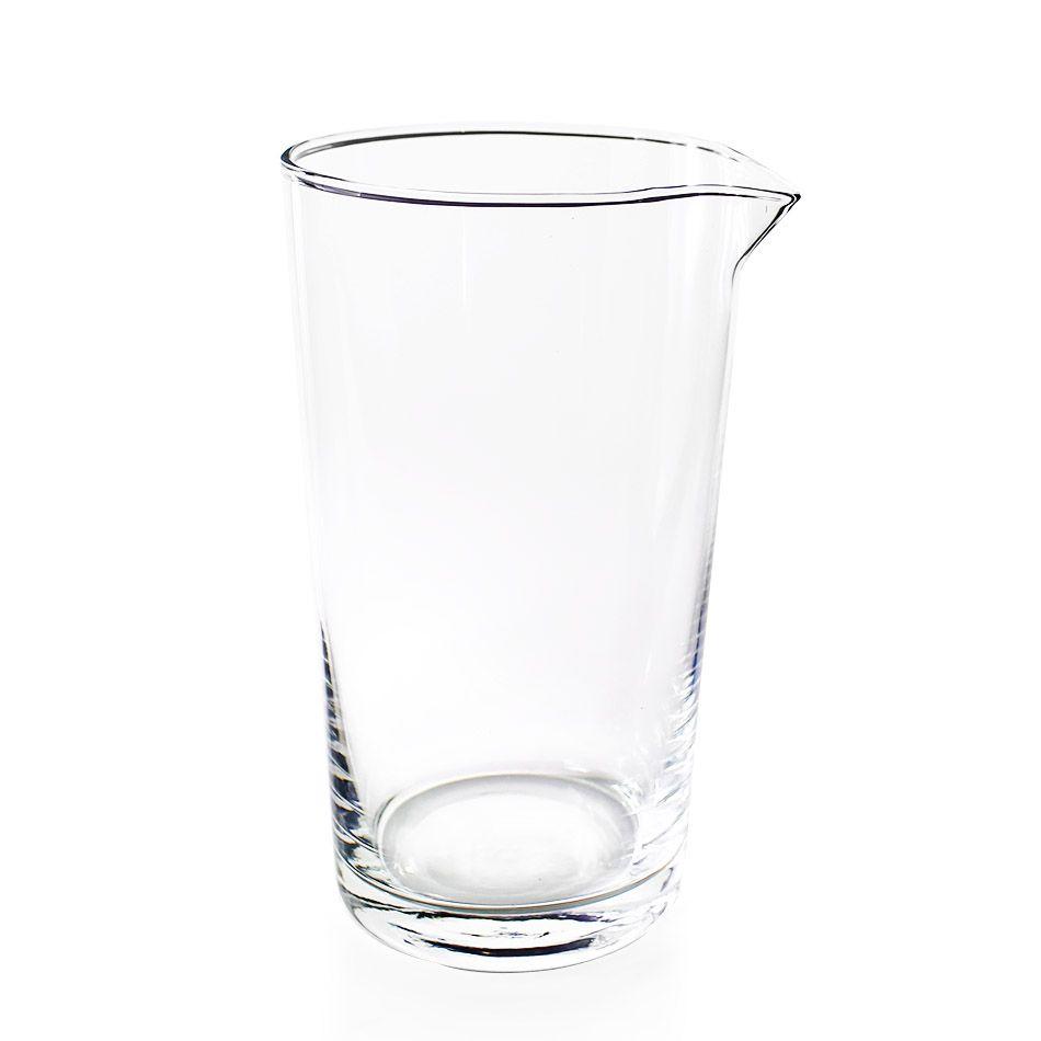 Copo Mixing Glass Alto Base Reforçada 620ml