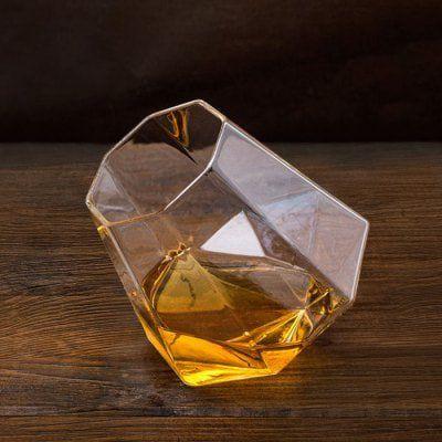 Copo para Whisky Diamante 350ml