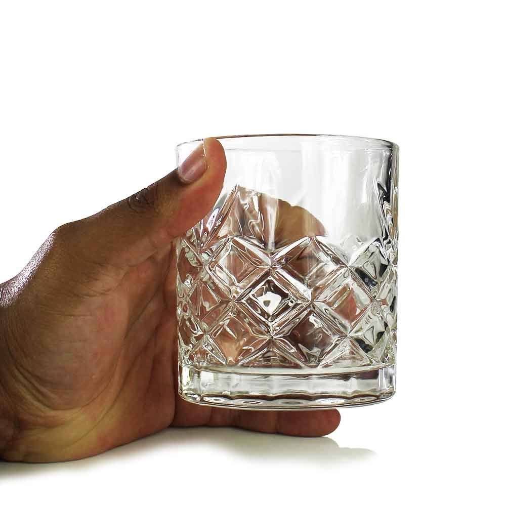 Copo Whisky Fabulous Cristo  Glass Ware 320ml