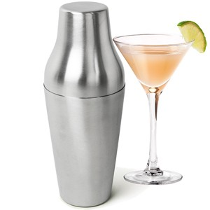 Coqueteleira Boston Luxo Paris Inox 600ml