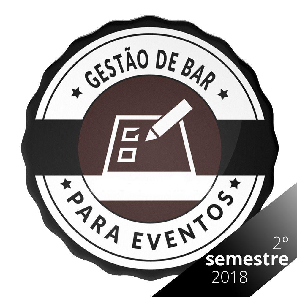 Curso Gestão Empresa de Bar para Eventos