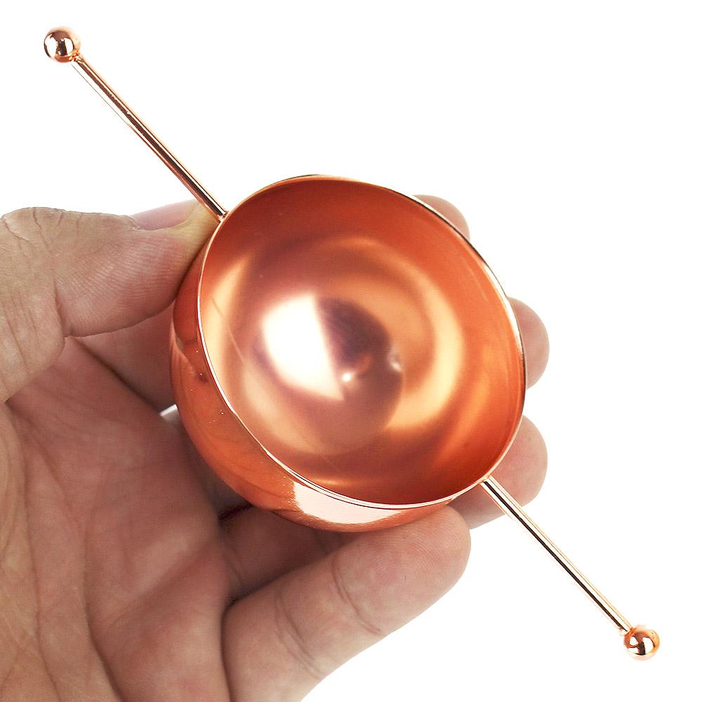 Dosador Para Bebidas Fracalanza Tradicional Inox Cobreado 50ml